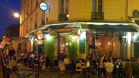 centre ville paris bastille oberkampf restaurant avis num ro de t l phone photos. Black Bedroom Furniture Sets. Home Design Ideas