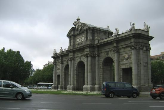 ‪Plaza de la Independencia‬
