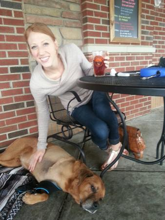 Craft Public House: Pet friendly, good beers, and great food