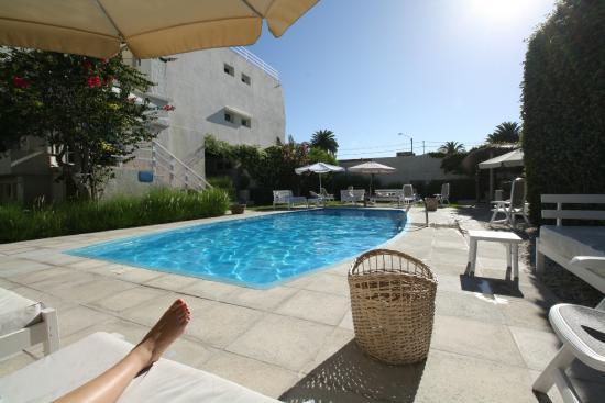 Atlantico Boutique Hotel : Pool Area