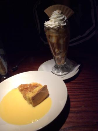 The Stanborough Beefeater: Yummy pudding