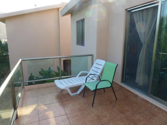 Villas Picalu B&B Boutique: Auf dem Balkon, Terasse