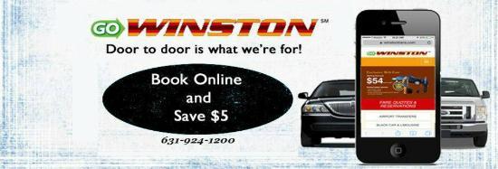 Winston Transportation: Winston Cover Photo