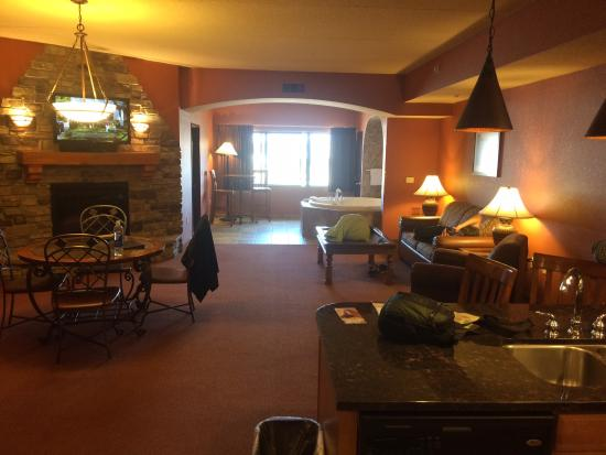 Chula Vista Resort Condominiums Wisconsin Dells Wi: 2 Bedroom Condo