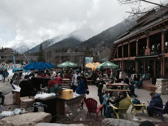 Panorama Vacation Retreat at Horsethief Lodge: Ski lodge