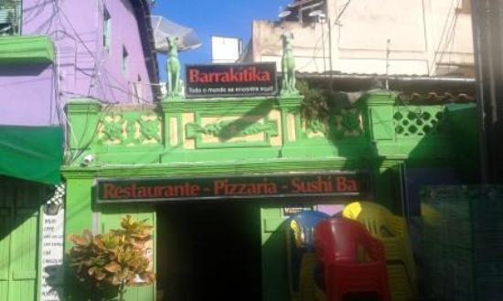Barrakitika: Barrakítika