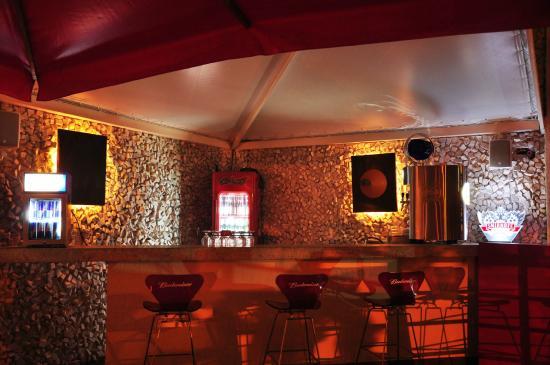 Espa?o Deck (3? Andar) - Picture of Deck Jardim Bar ...