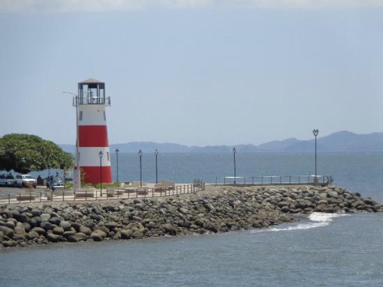 Hotel La Punta : El puerto en la punta