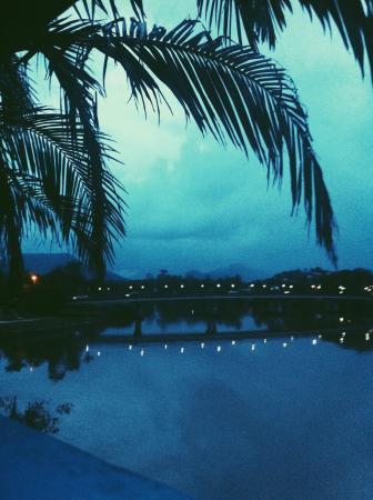 Murwillumbah YHA - Riverside Backpackers: View from the veranda