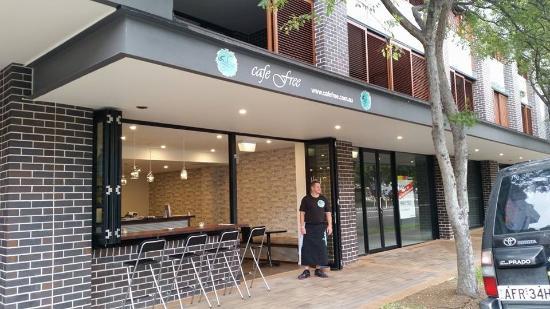 Cafe Free