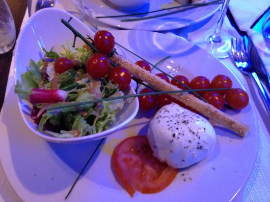 Arezzo : Tomates / mozzarella buffala