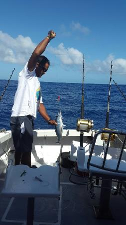 Le Performant Sport Fishing: Friday 2015-04-03.
