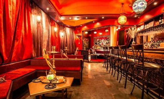Fine Hookah Great Drinks Review Of Suliman Bar And Lounge