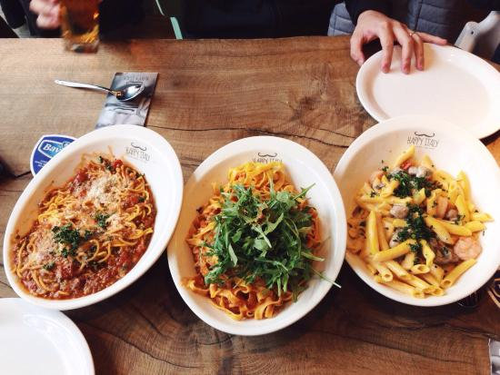 Delish!!!! - Picture of Happy Italy, Eindhoven - TripAdvisor