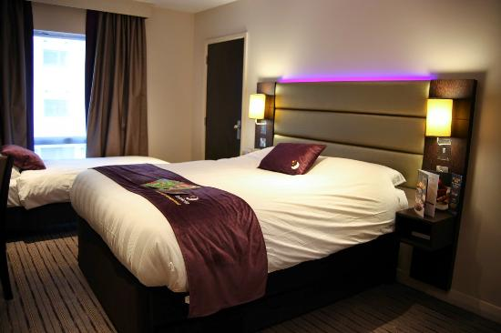 Family Room Premier Inn Newcastle