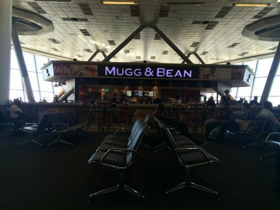 Mugg & Bean: o restaurante