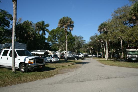 Collier seminole state park camping reviews