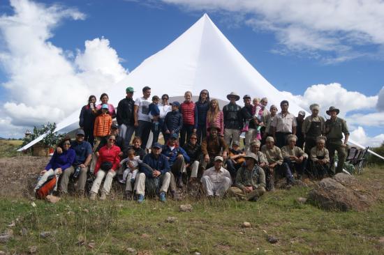 Terra Explorer Peru: Campamento de lujo en la cima de la montaña!
