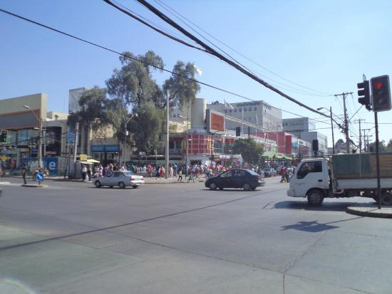 Santiago de chile plaza de armas de maip comercio del for Viveros en santiago maipu