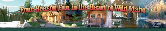 Powell, ID : Lochsa Lodge, Open 365 days a year!
