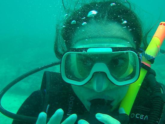 Galapagos Tip Top Dive & Training : yo!!