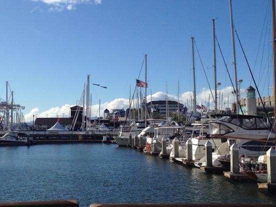 The Marina Picture Of Jack London Square Oakland