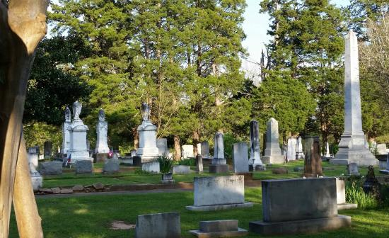 Scottsville, TX : Marble and granite markers