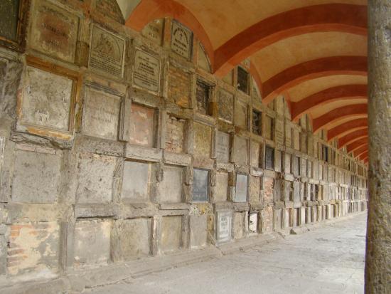 Panteon de Belen: Nichos centenarios