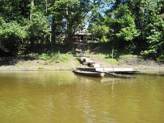 Amazon Yanayacu Lodge: alrededor