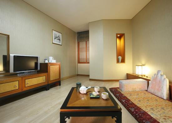 ibis Ambassador Seoul Myeongdong: Korean traditional room (Ondol)