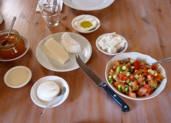 Smadar-Inn: Delicious breakfast