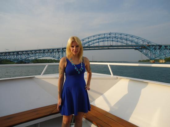 Grand Lady Cruises: South Grand Island Bridge