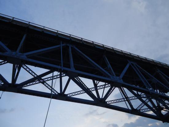 Grand Lady Cruises: North Grand Island Bridge