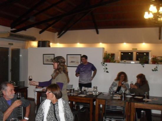 Hotel Portobelo Mendoza : Degustaciones dirigidas a los pasajeros