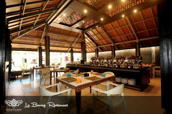Grand Barong Resort Hotel Room Service