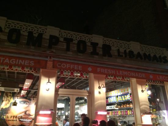 Comptoir picture of comptoir libanais london tripadvisor - Comptoir restaurant london ...