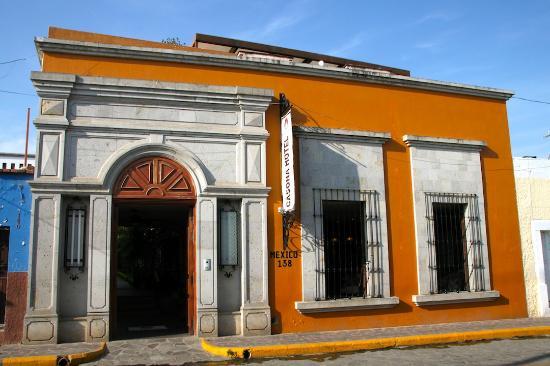 Los Abolengos Grand Class Casona Hotel en Tequila: Los Abolengos