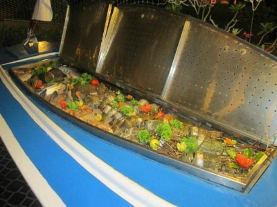 Casbah During Sea Food Festival Picture Of Beach Luxury Hotel