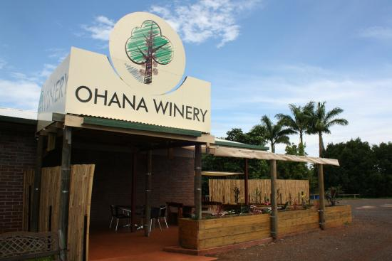‪Ohana Winery & Exotic Fruits‬