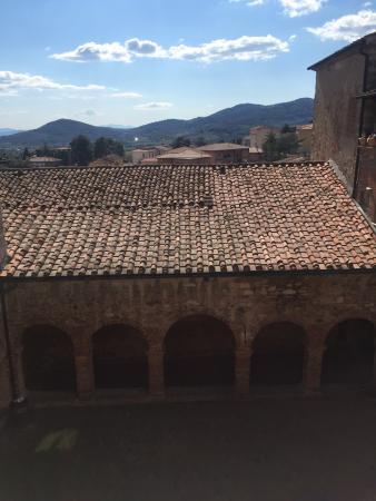 Residence Casa Vacanze Il Chiostro : Vista dalla finestra