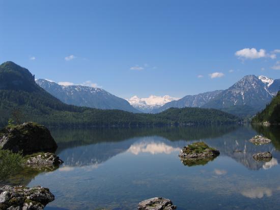 Salzwelten Altaussee Umgebung