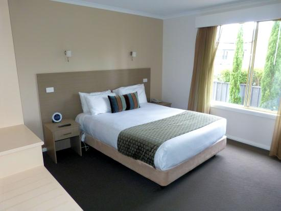 The Barn Accommodation: Nicely decorated bedroom & Nicely decorated bedroom - Picture of The Barn Accommodation Mount ...