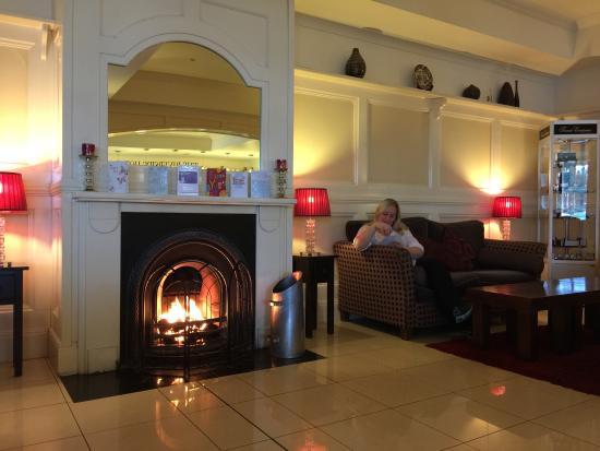 Riverside Hotel Killarney : Nice relaxing place ;)