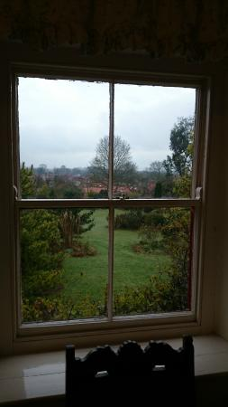 High Farm Bed and Breakfast: view from room