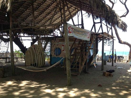 Кабарет, Доминикана: Encuentro surf hut