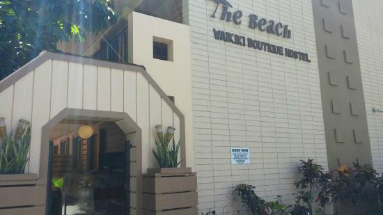 The Beach Waikiki Boutique Hostel