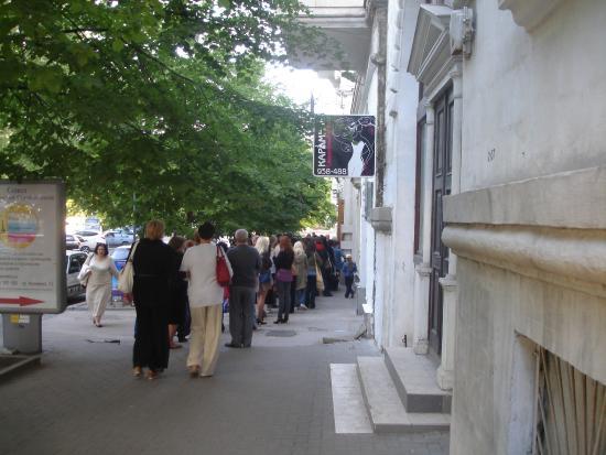 Kroshitskiy Sevastopol Art Museum