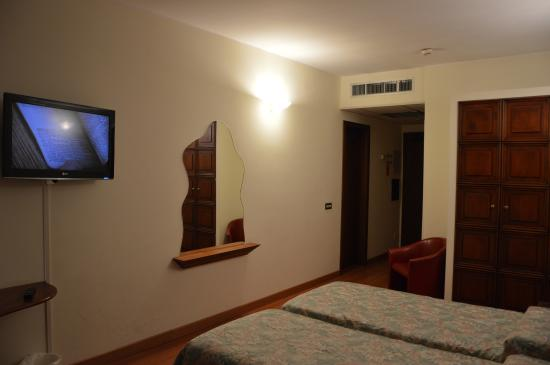 Hotel President: Camera doppia standard