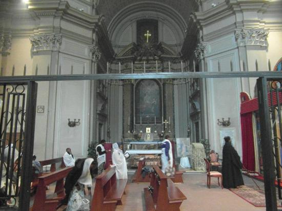 Chiesa dei Santi Gioacchino e Anna ai Monti