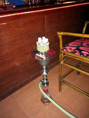 The Rooftop Lounge: Pineapple Bowl Hookah